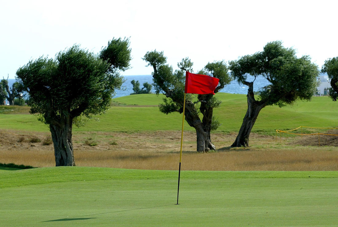 golf breaks in puglia