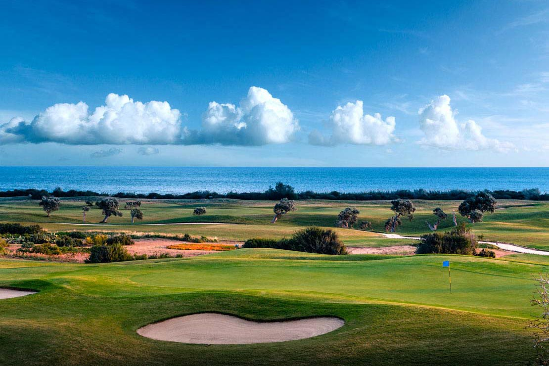 sandomenico golf course puglia