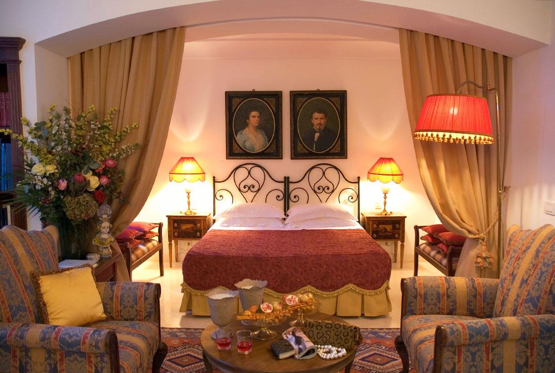5 star hotel suites in puglia junior suites masseria for Luxury hotel 5 stelle