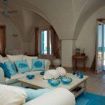 Luxury seaside hotel in Puglia