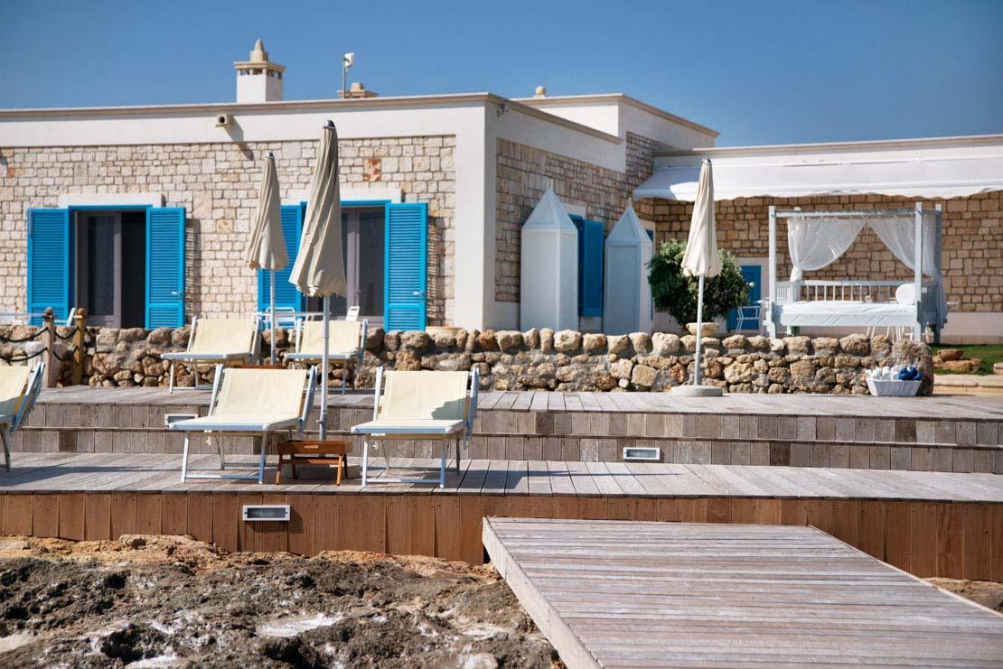 Hotel 5 stelle sul mare in puglia san domenico a mare for Hotel barcellona sul mare