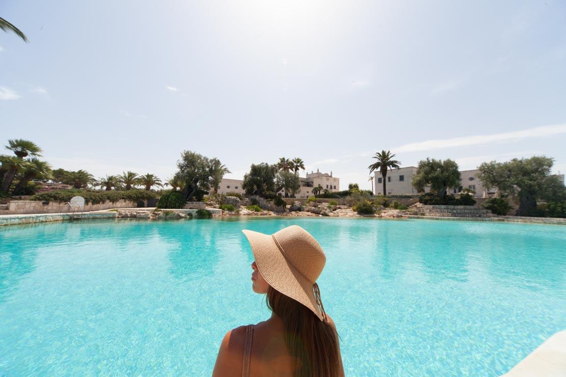 piscina lifestyle masseria puglia