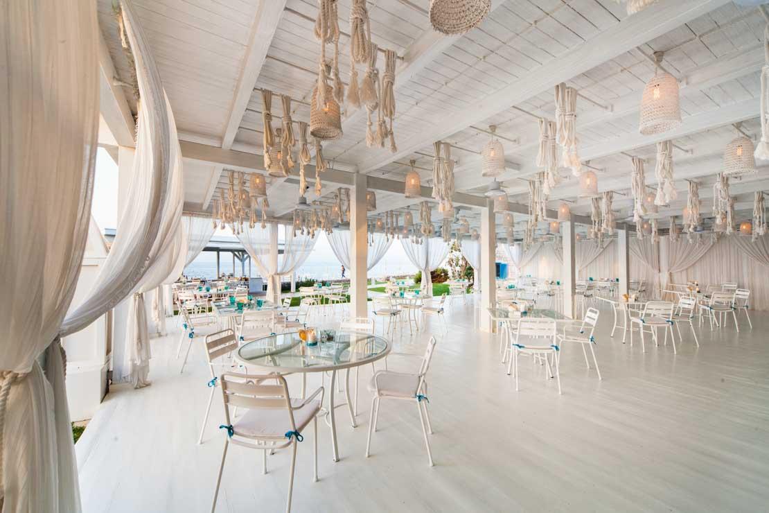 ristorante di lusso sul mare puglia