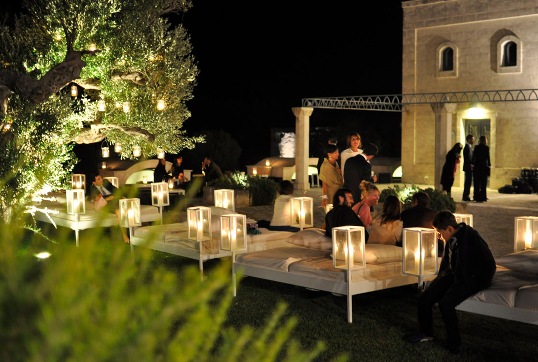 Hotel for events in Puglia