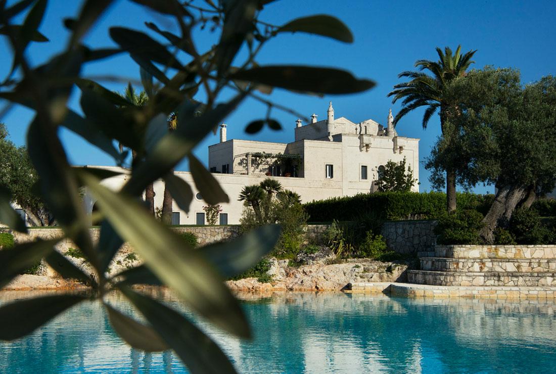 Puglia hotel con piscina masseria san domenico - Masseria in puglia con piscina ...