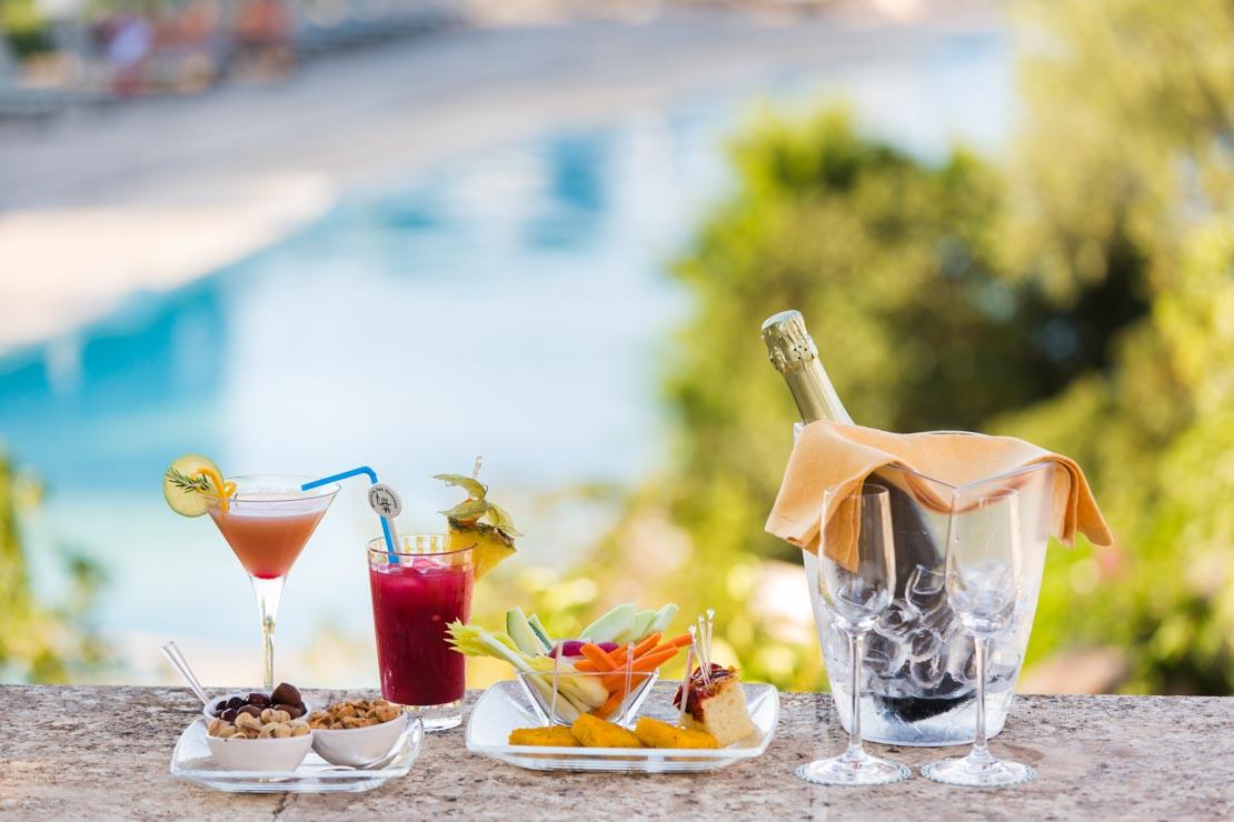 aperitivo hotel di lusso in italia