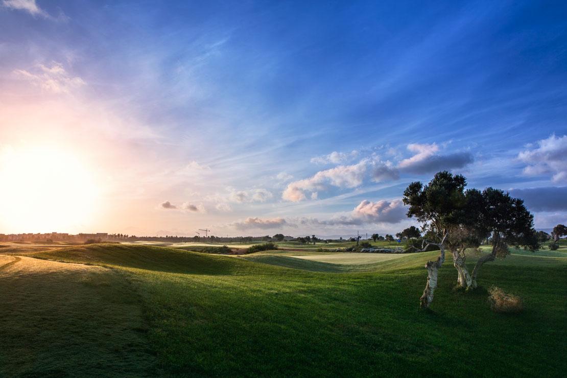 sandomenico campo da golf sul mare italia