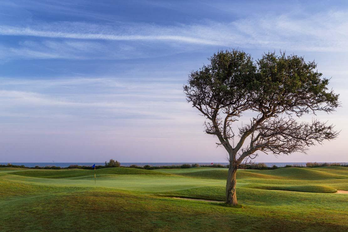 sandomenico campo da golf sul mare puglia